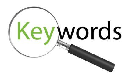 Scegli le giuste keyword per le tue pagine
