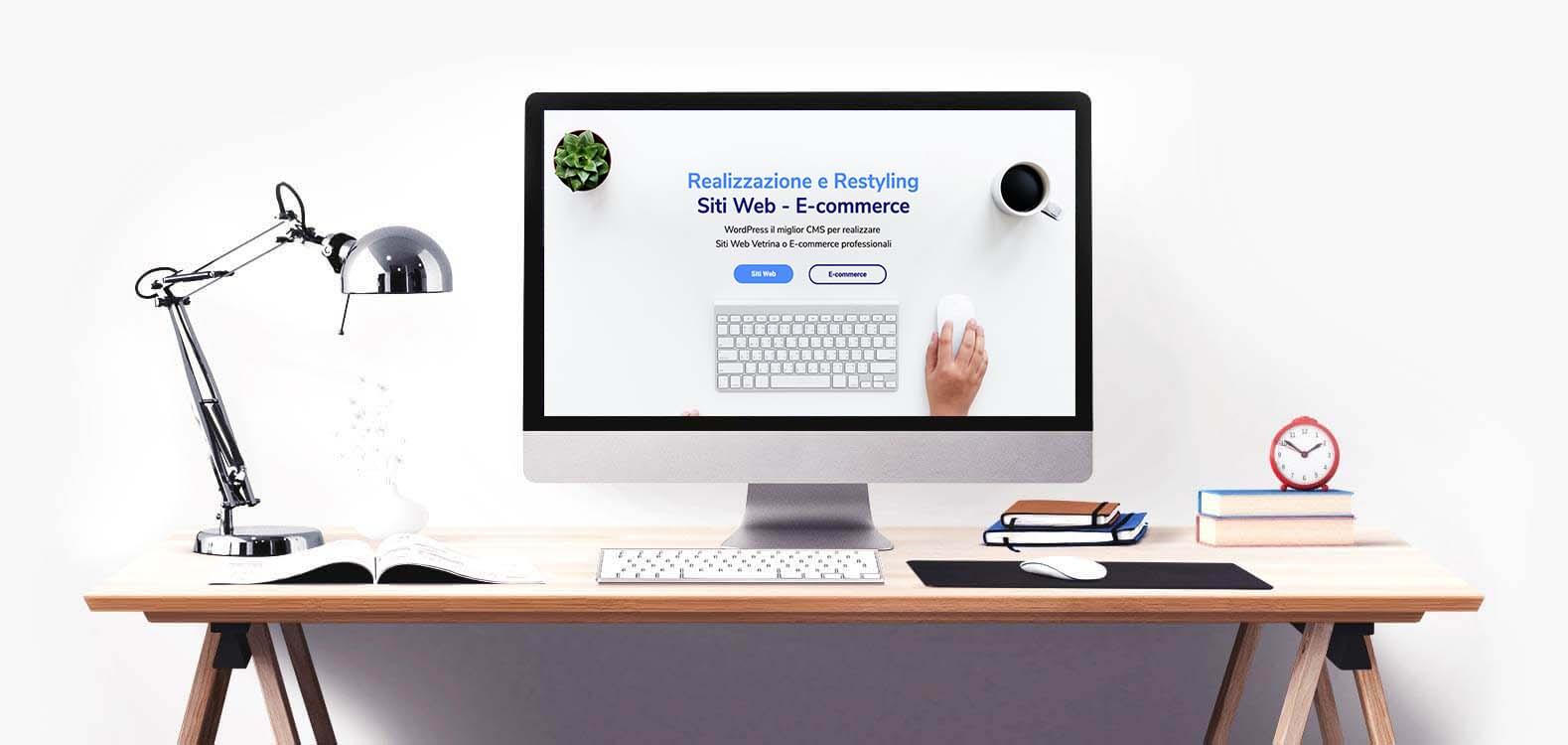 Creazione e Realizzazione Siti Web ed E-commerce